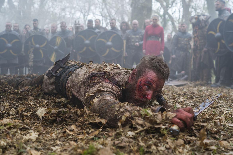 Vikings Season 5B Ubbe Battle