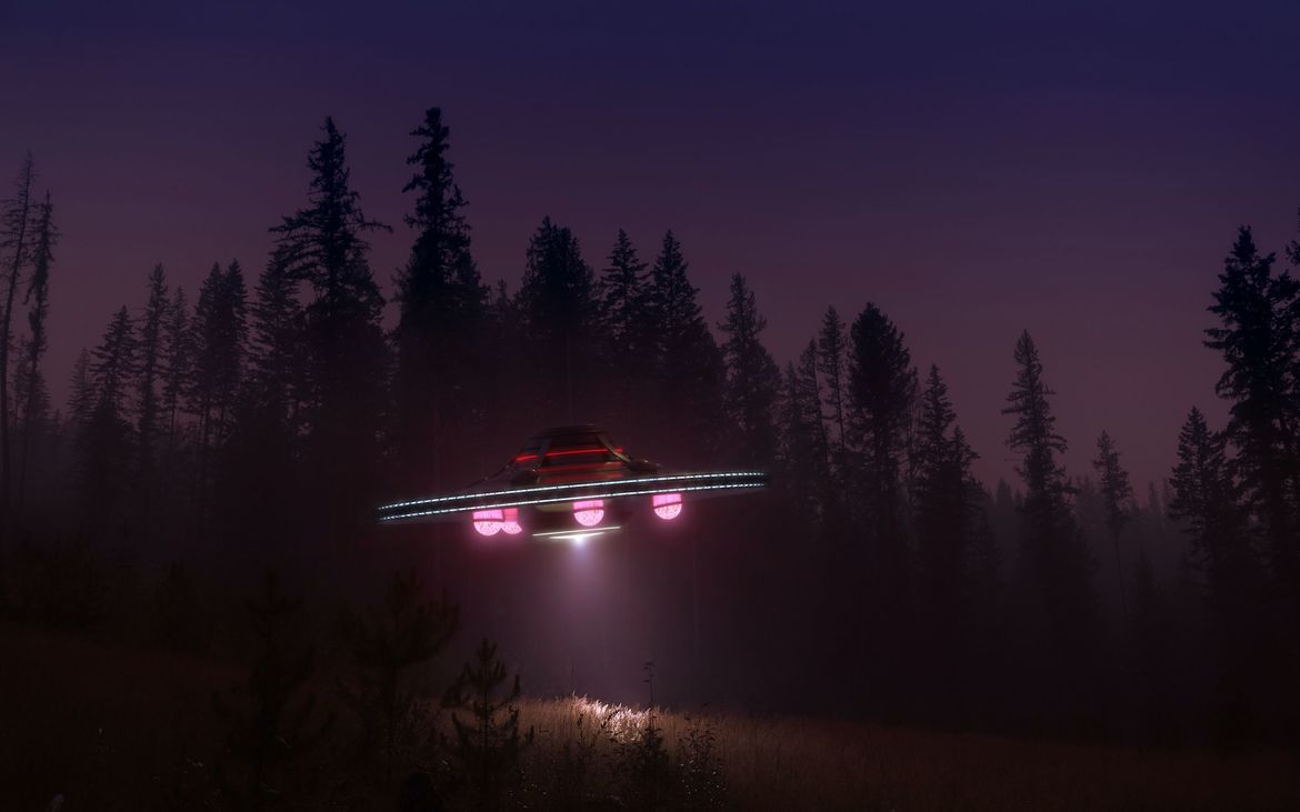 The Canadian UFO Report The Best Cases Revealed
