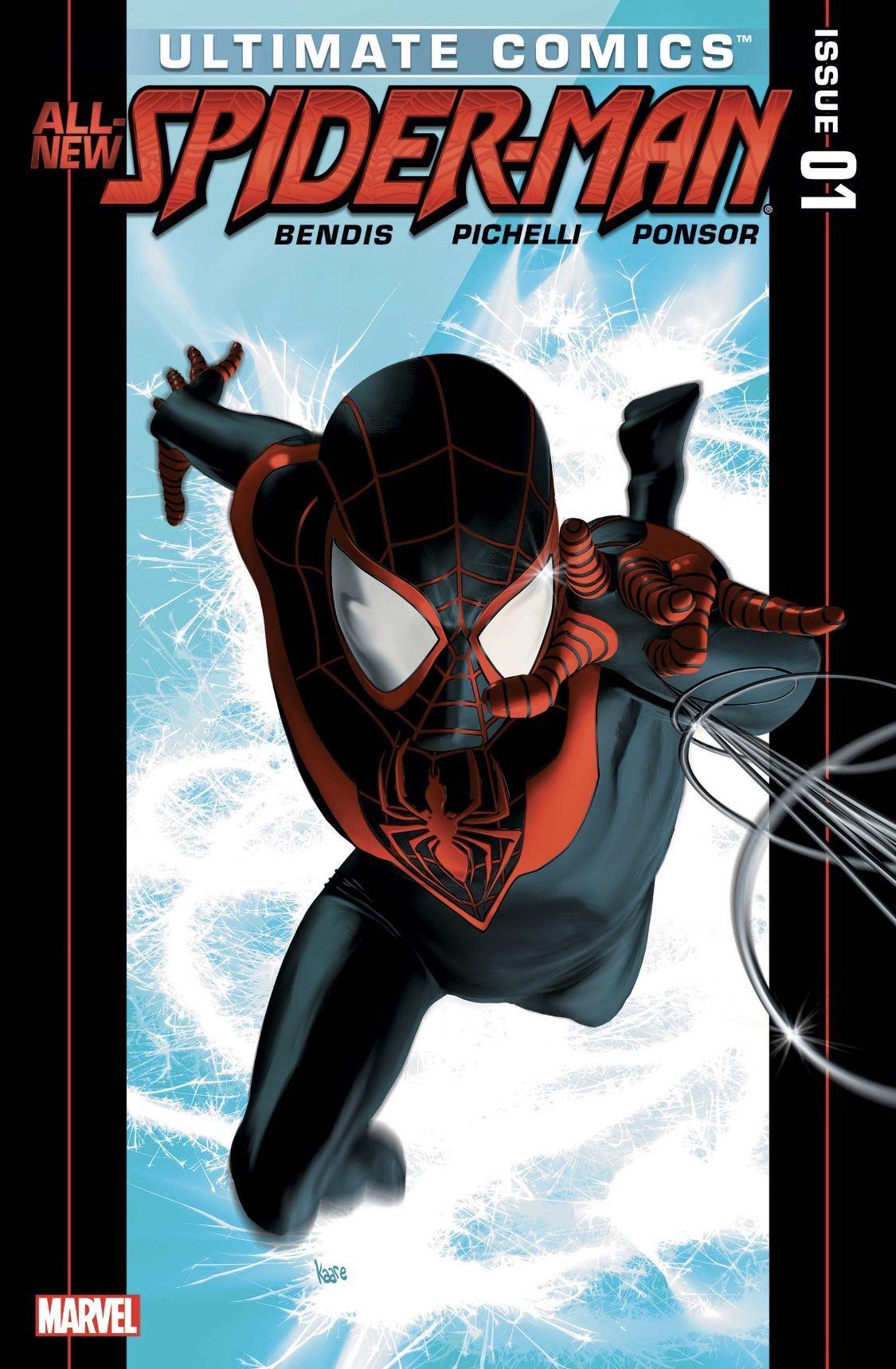 Ultimate Spider-Man Miles Morales 1