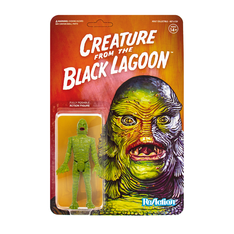 super7 reaction universal monsters creature from the black lagoon