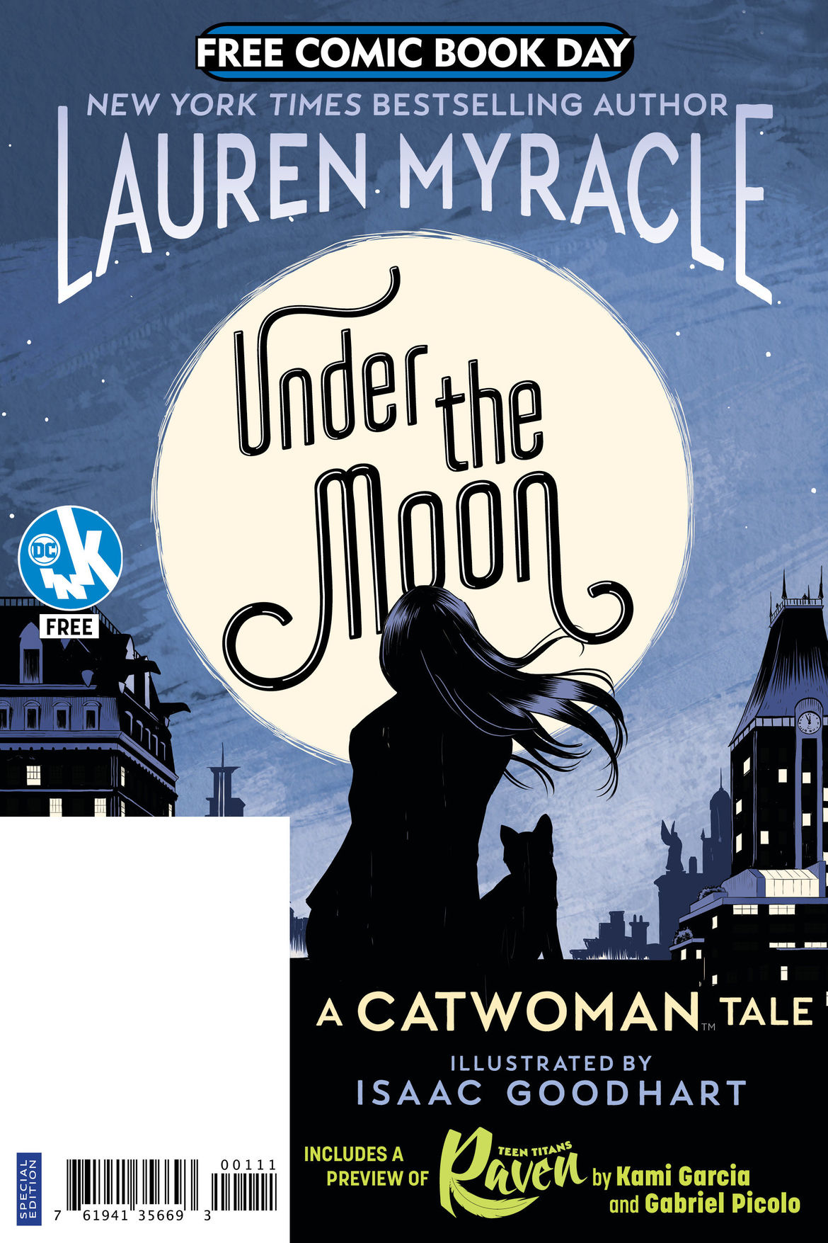 Under the Moon Free Comic Book Day