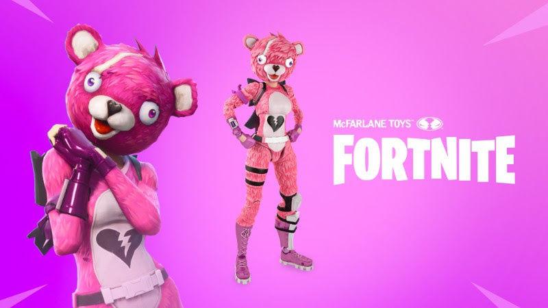 mcfarlane toys fortnite teaser