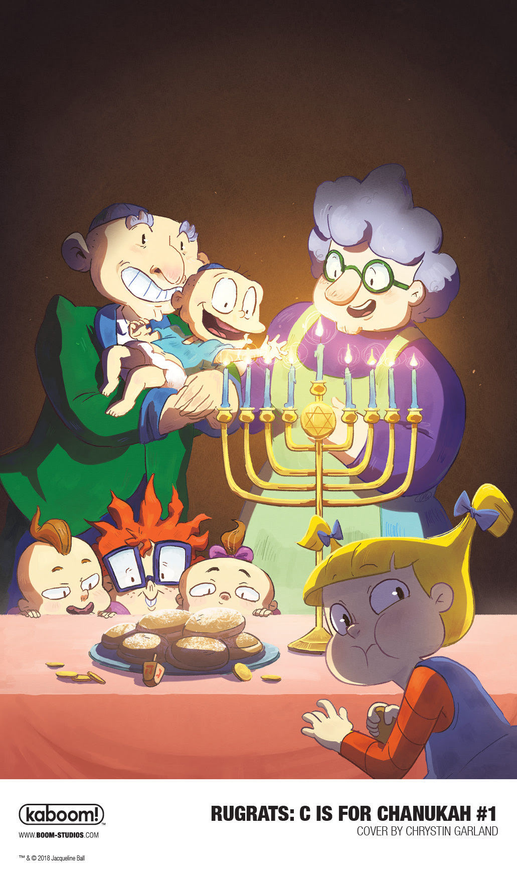 RUGRATS: C IS FOR CHANUKAH #1,