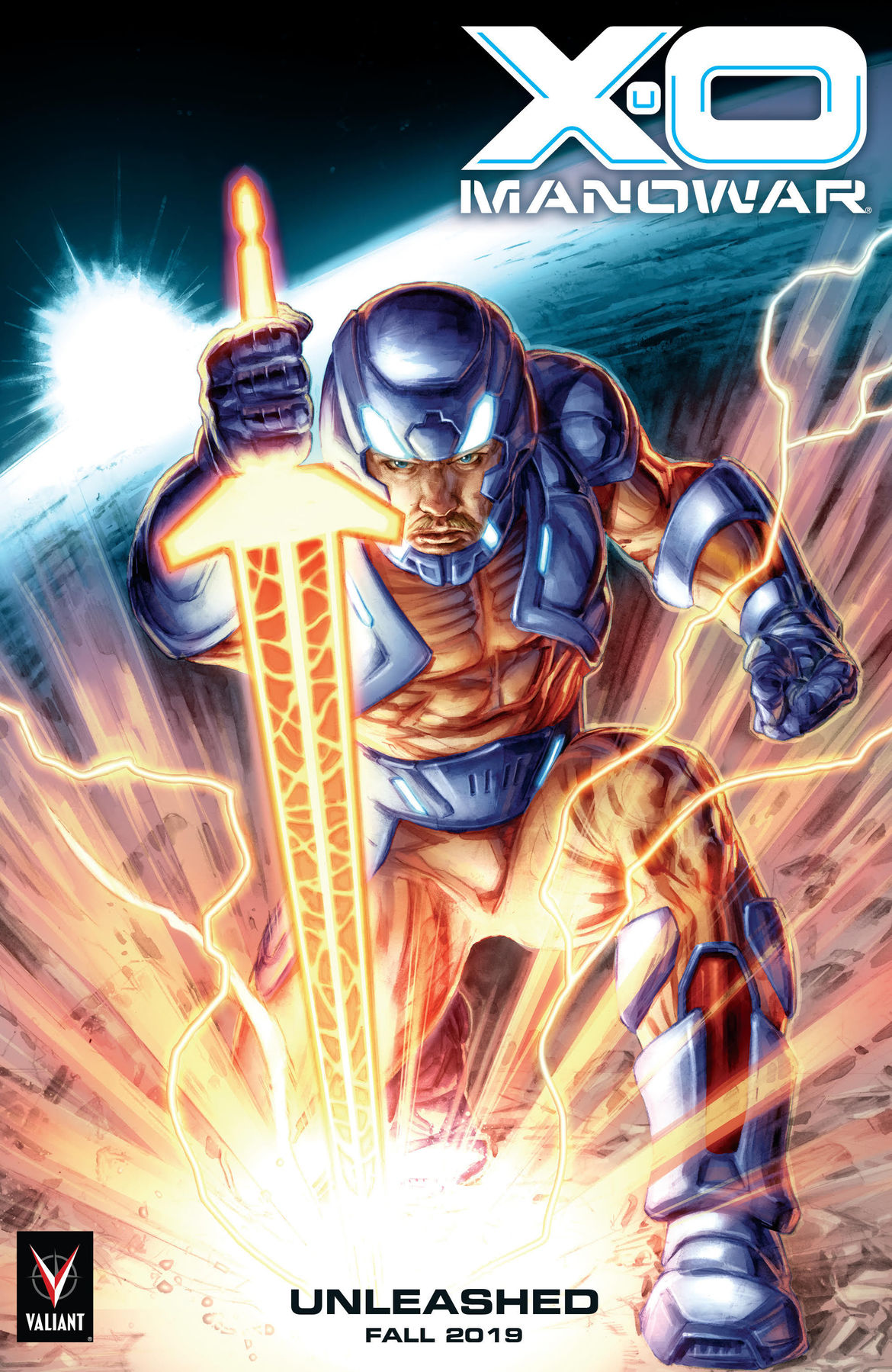 X-O Manowar Valiant Comics