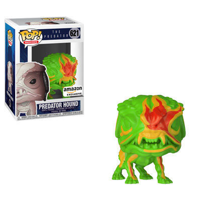 The Predator Hound Heat Vision Funko