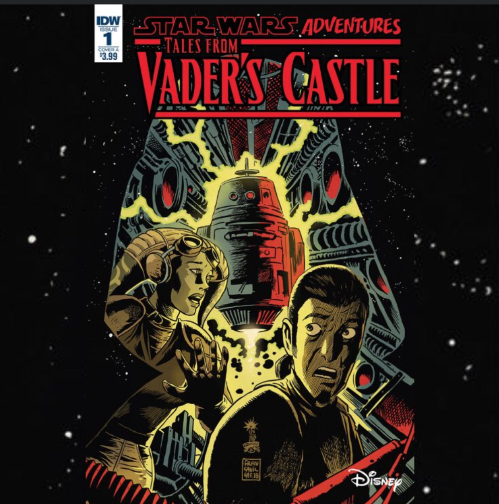 vaders castle 1