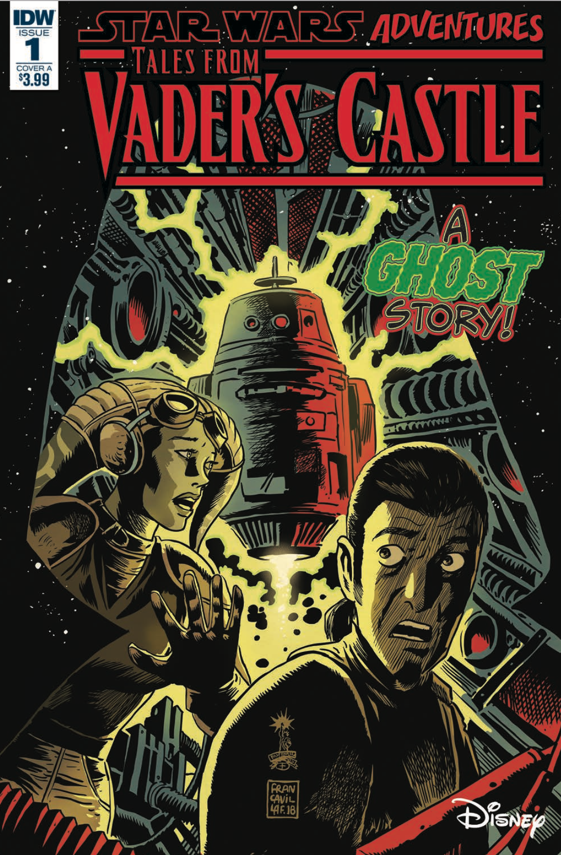 vaders castle cover