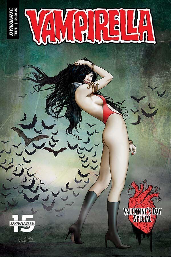 Vampirella Special Cover