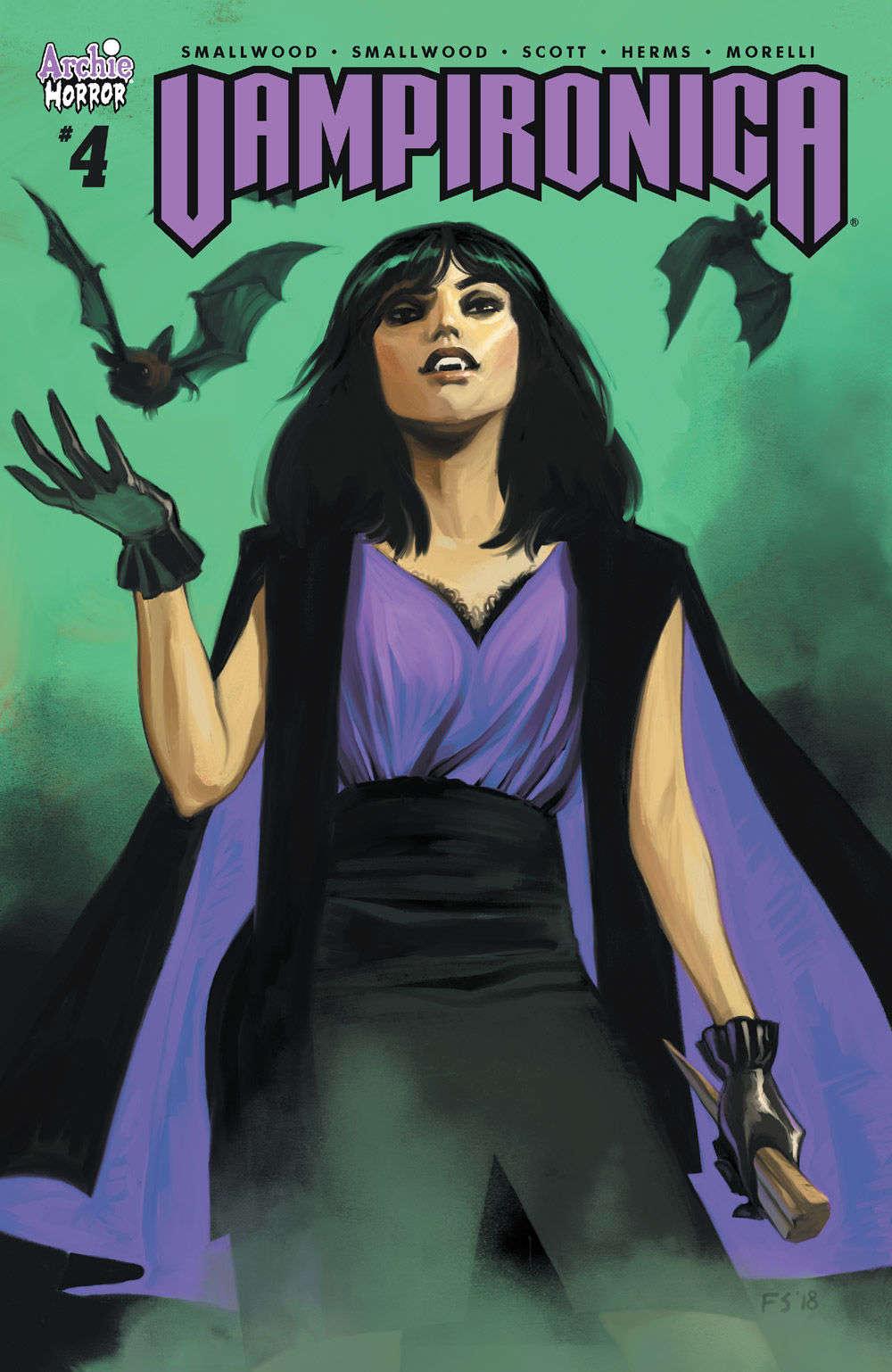 Vampironica 04 Fiona Staples