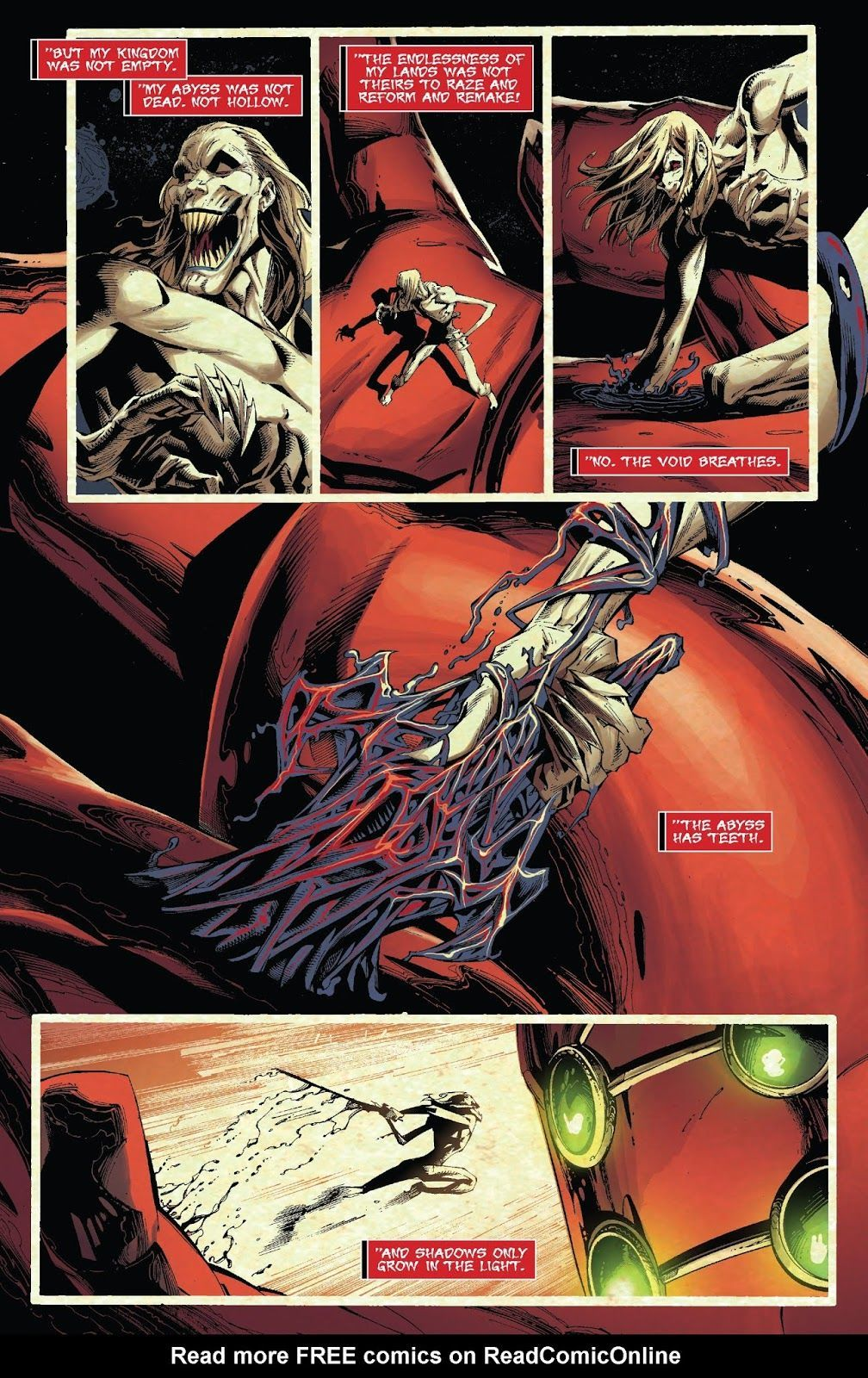 Venom #4 Knull