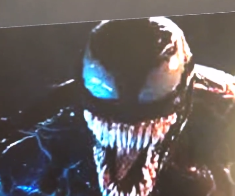 Venom before
