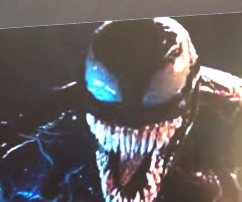 Venom before