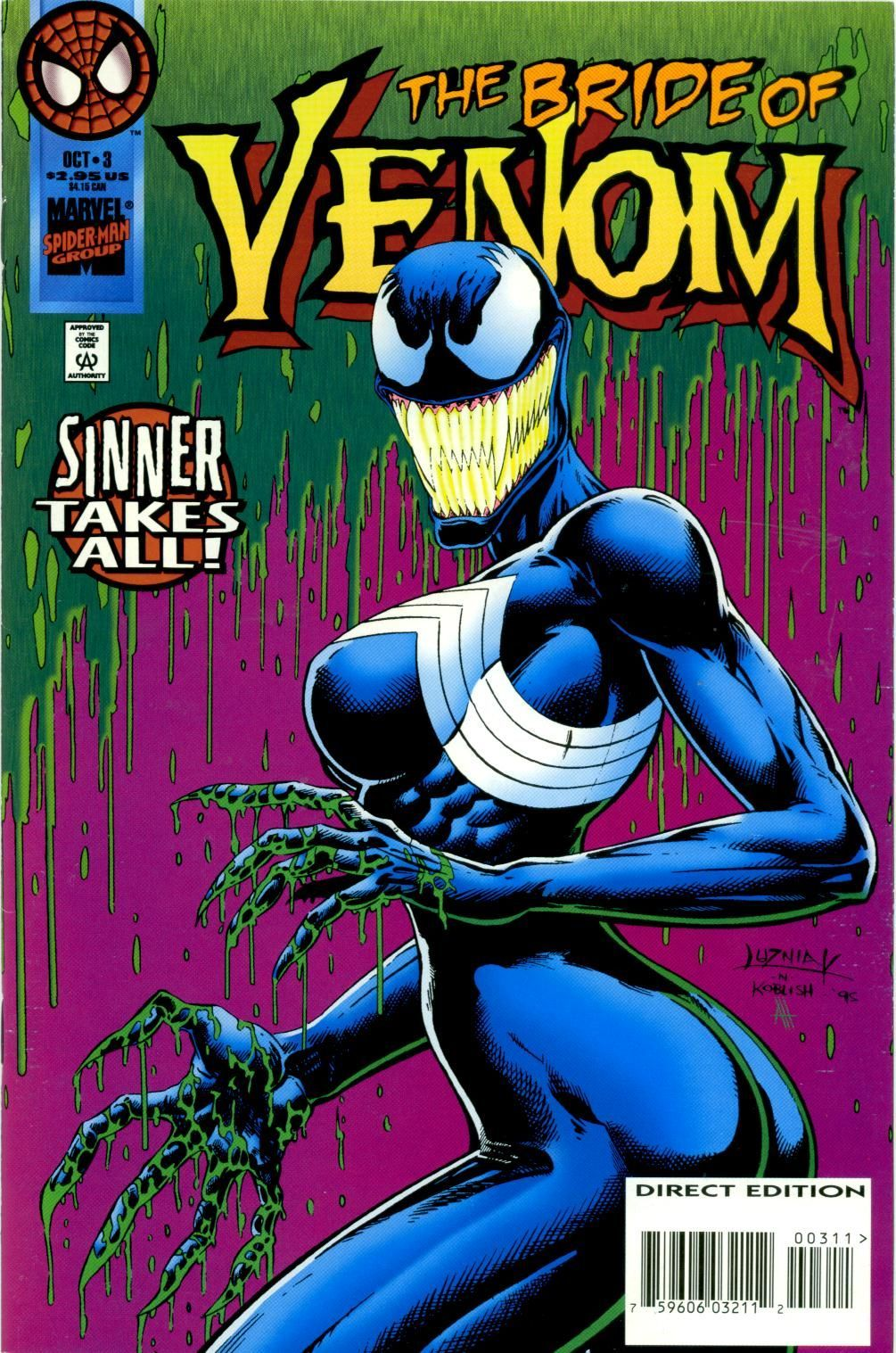Venom Sinner Takes All 3