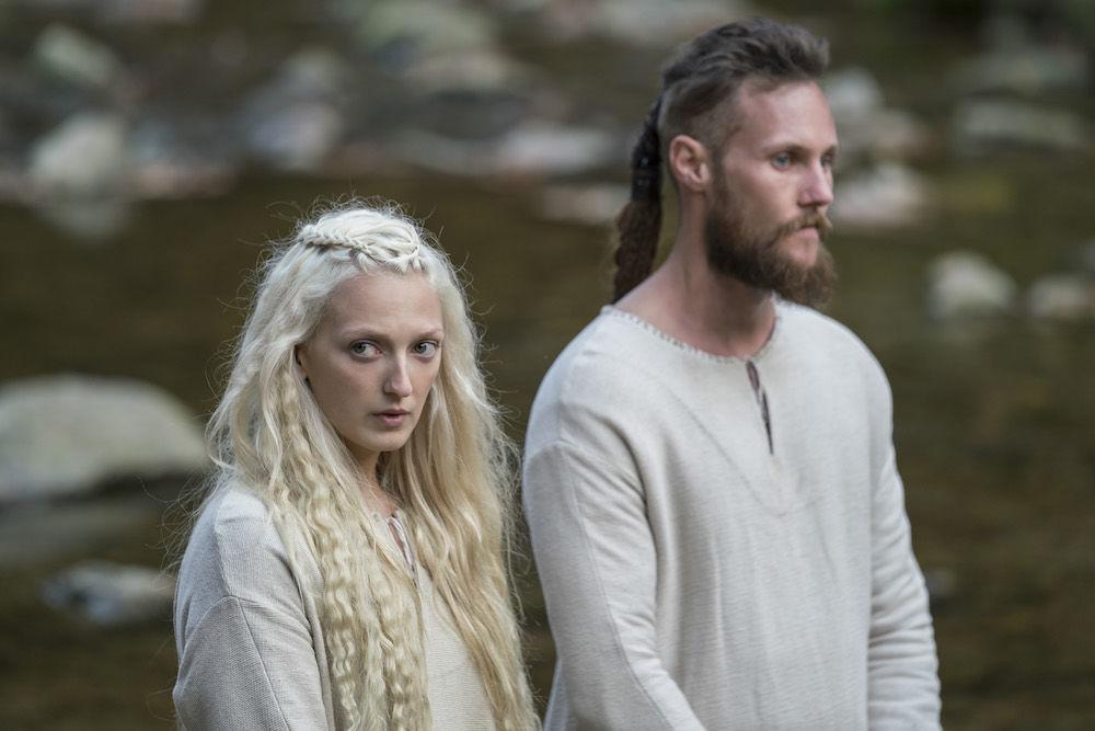 Vikings Season 5B Baptism
