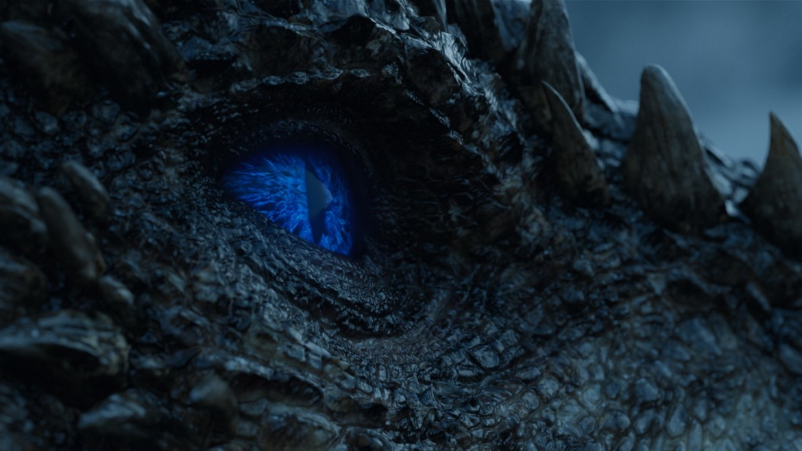 wight dragon, game of thrones