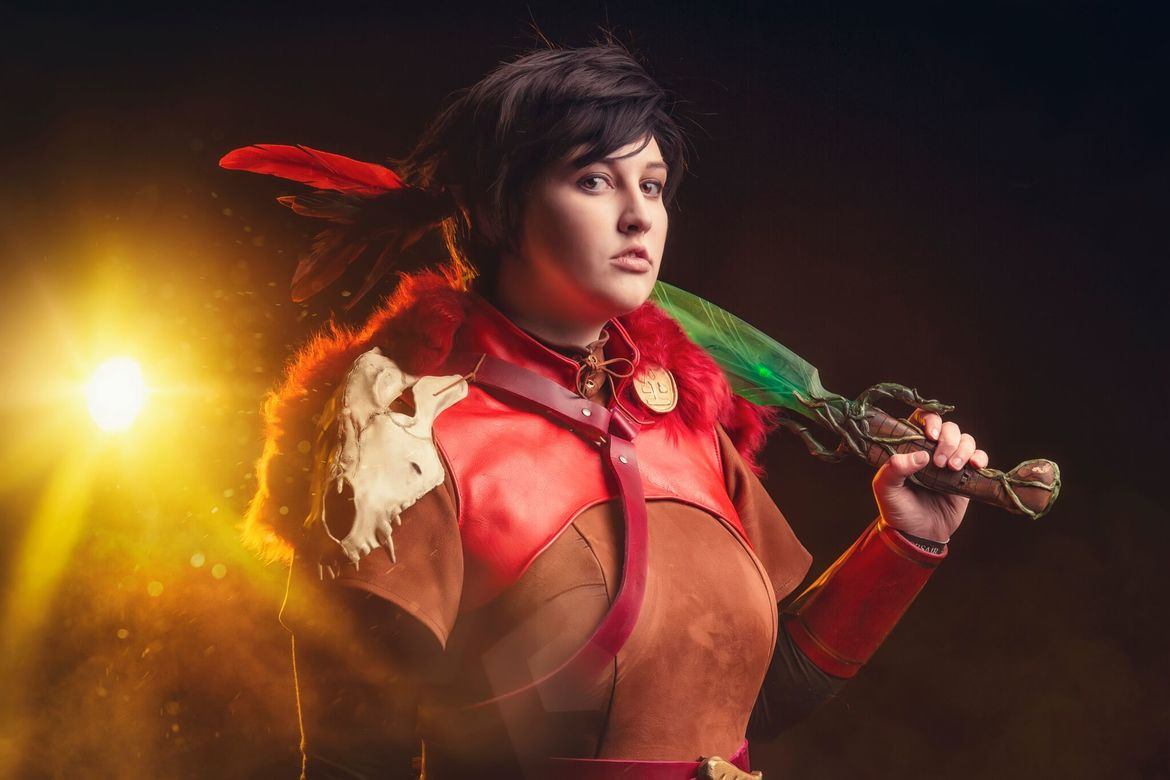 Walnut Acquisitions Incorporated C Team cosplay by Annalise Fredericks