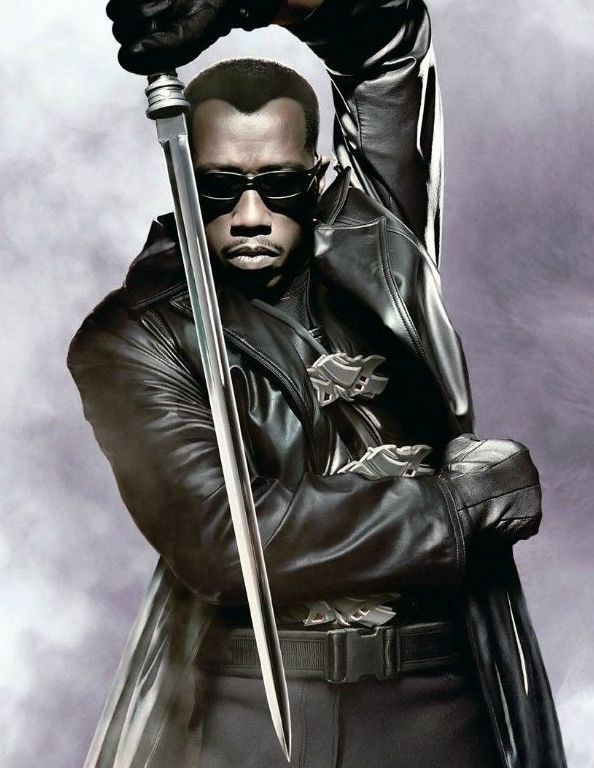 Before Blade, Black Panther was almost the Wesley Snipes movie ...