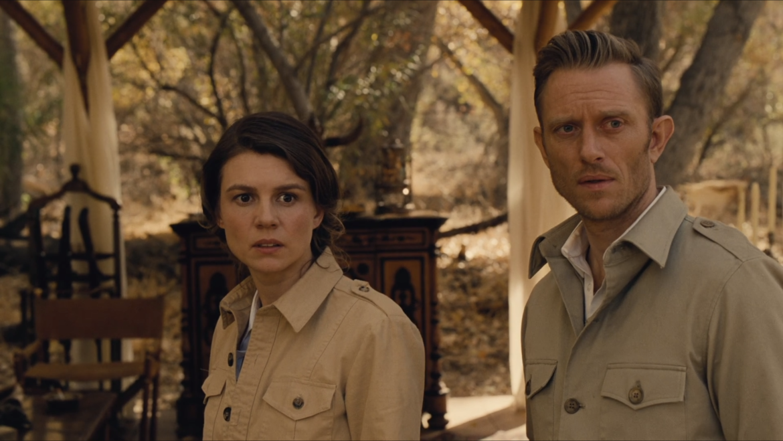 Westworld, Grace and Nicholas