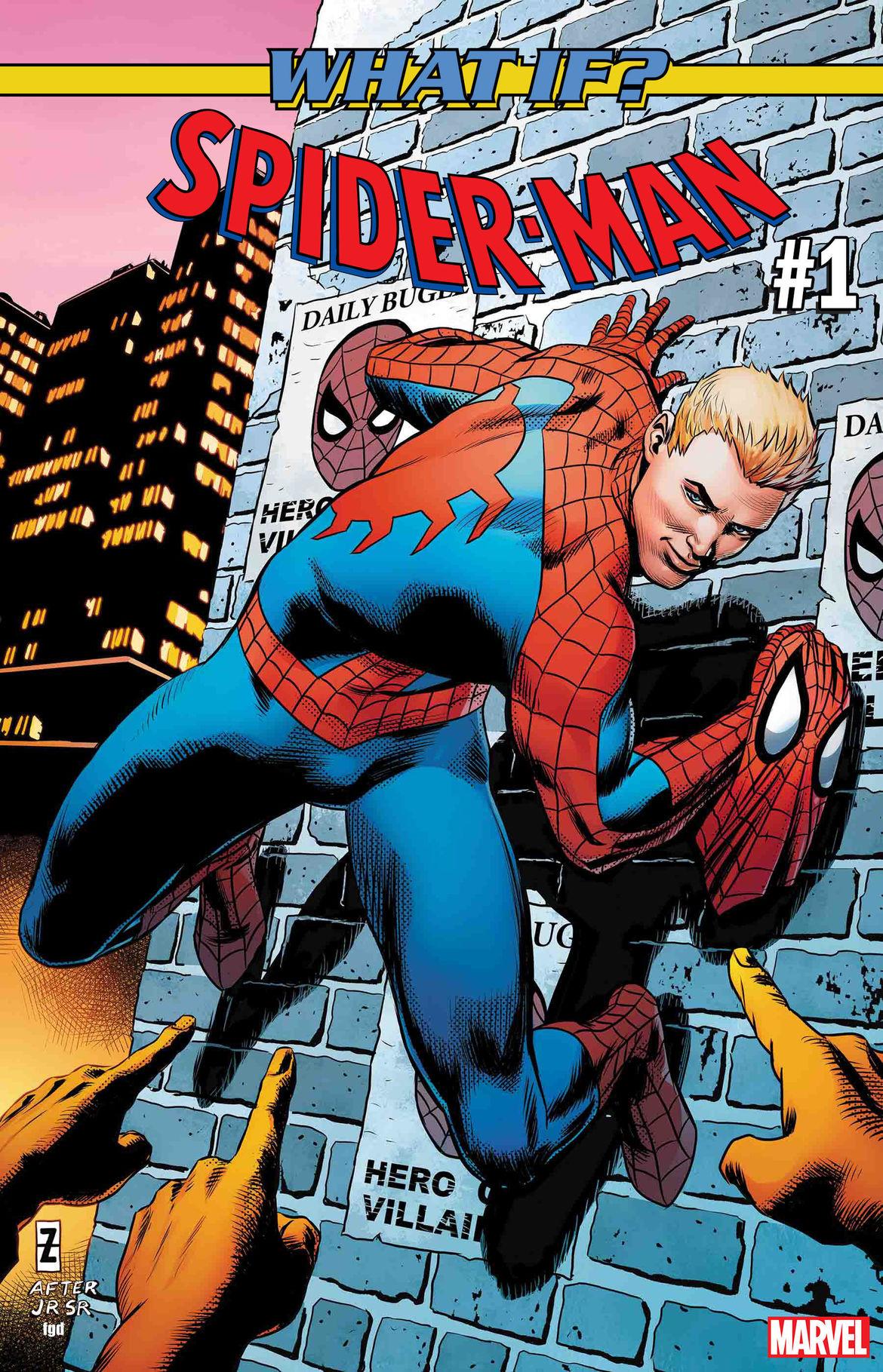 SpiderManFlashThompsonWhatIf2018