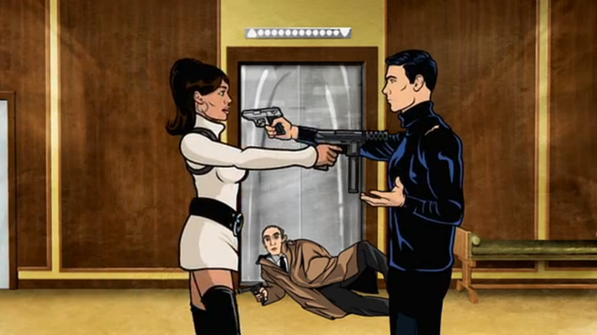 Archer - Lana and Archer