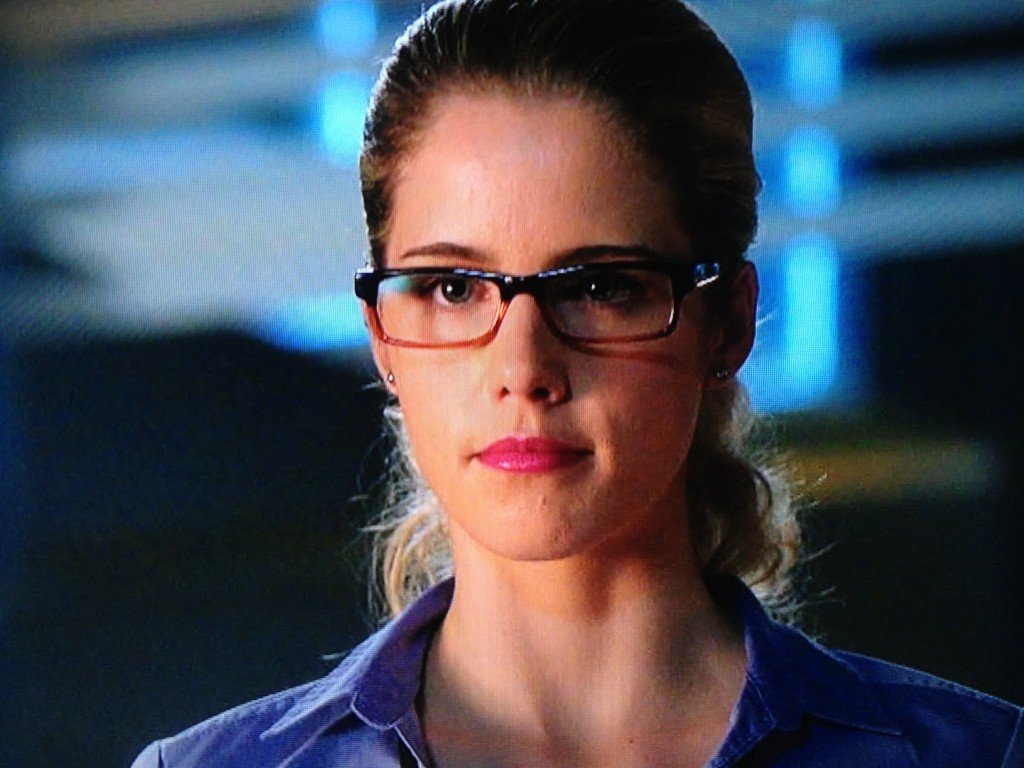 Arrow - Felicity aka Emily Bett Rickards