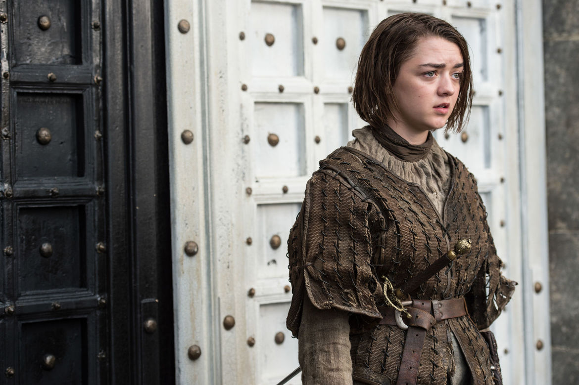 Arya Stark, House of Black and White, Game of Thrones
