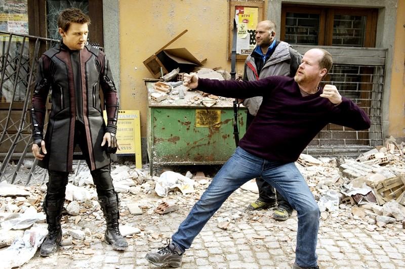 Avengers 2 Renner Whedon