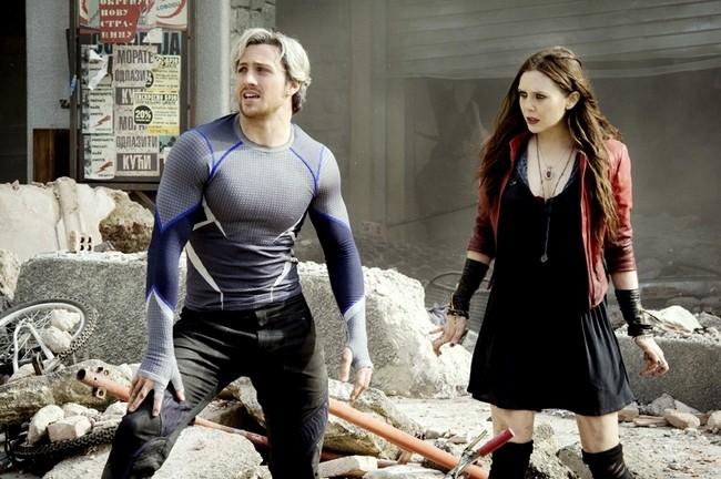 Avengers 2 Twins
