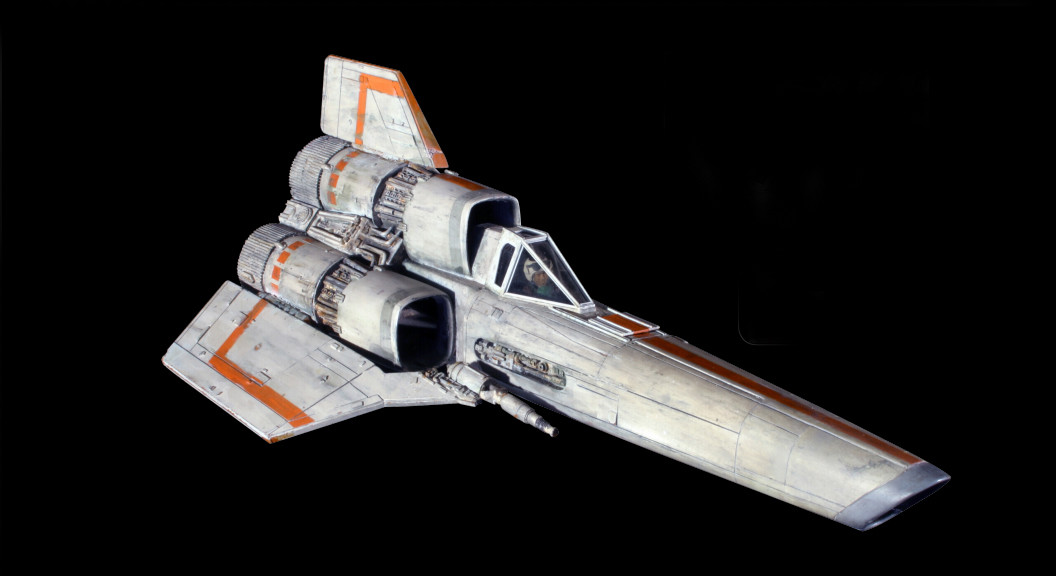 Battlestar Galactic Colonial Viper Fighter