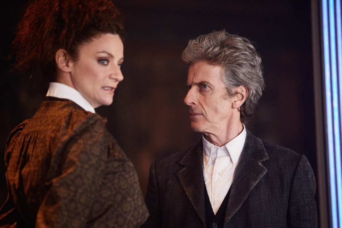 "Doctor Who - ""The Lie of the Land\"""