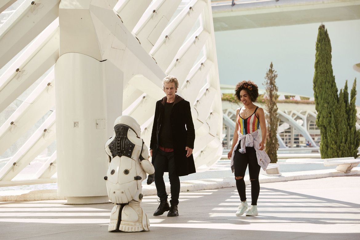 """Doctor Who - Episode 2 - \""""Smile\"""""""