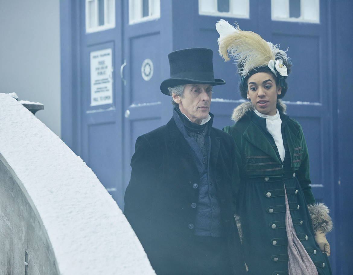 """Doctor Who - \""""Thin Ice\"""""""