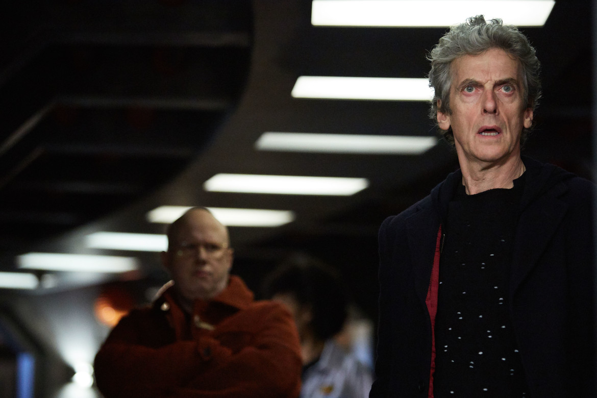 """Doctor Who - \""""Oxygen\"""""""