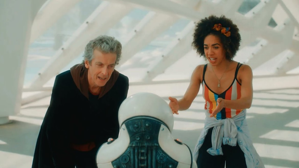 """Doctor Who - \""""The Pilot\"""""""