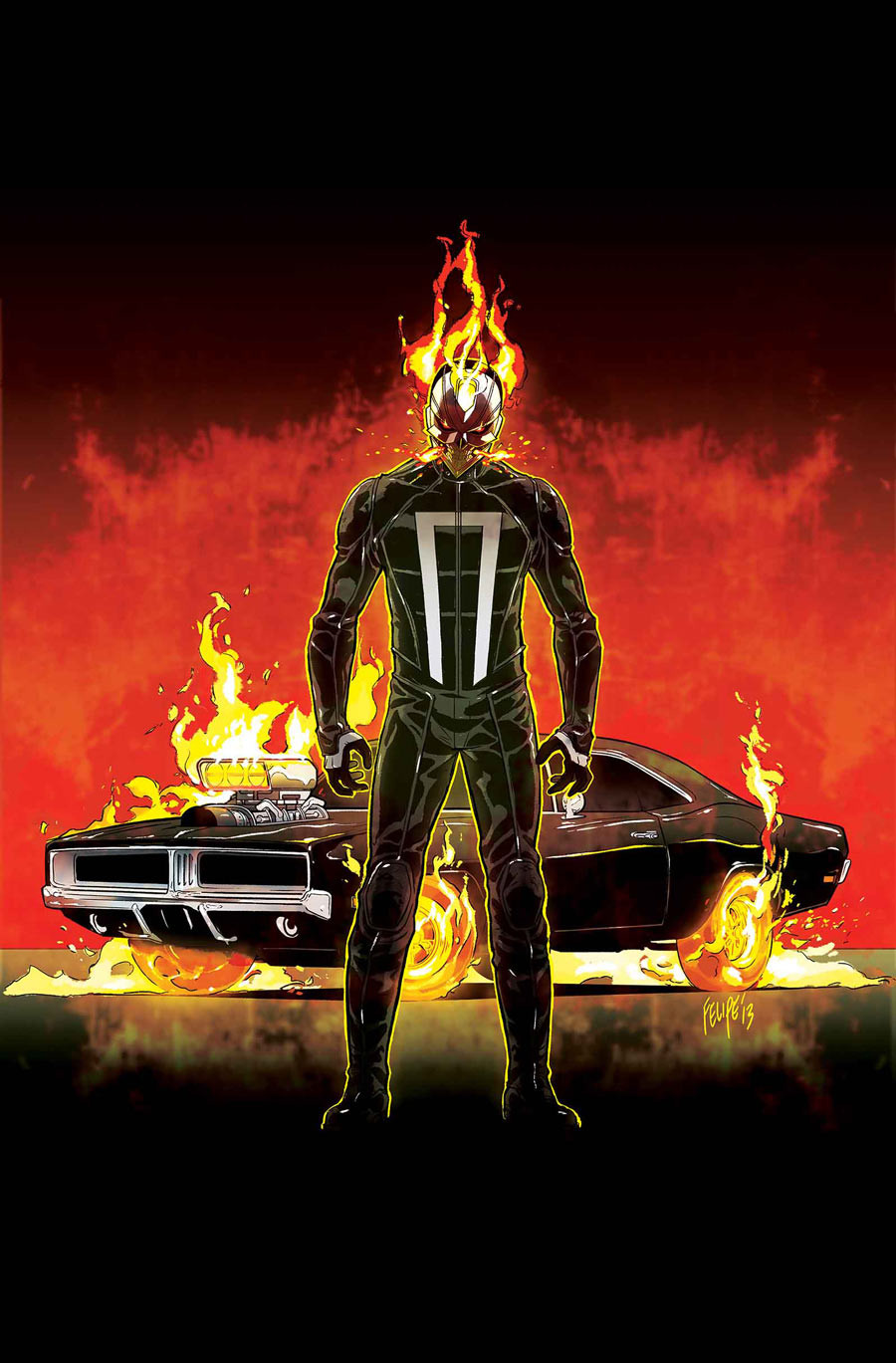 Rumor Of The Day Ghost Rider Coming To Agents Of S H I E L D