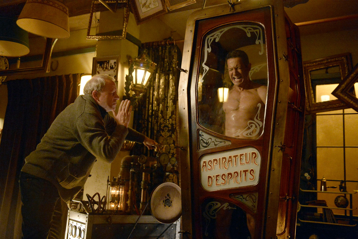 """Grimm's Episode 605 - \""""The Seven Year Itch\"""""""