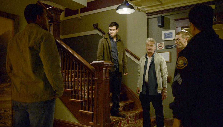 """Grimm's Episode 606 - \""""Breakfast In Bed\"""""""