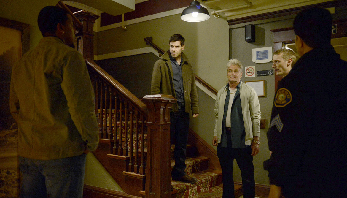 "Grimm's Episode 606 - ""Breakfast In Bed\"""