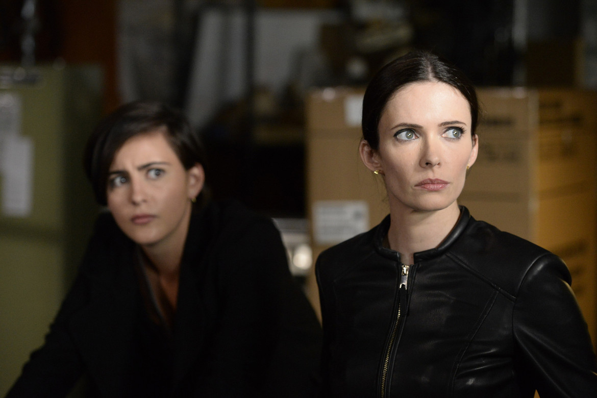 Grimm Season 6 - Eve and Trubel