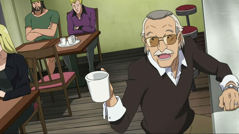 Heroman - Stan Lee cameo