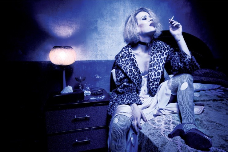 ahs hypodermic sally