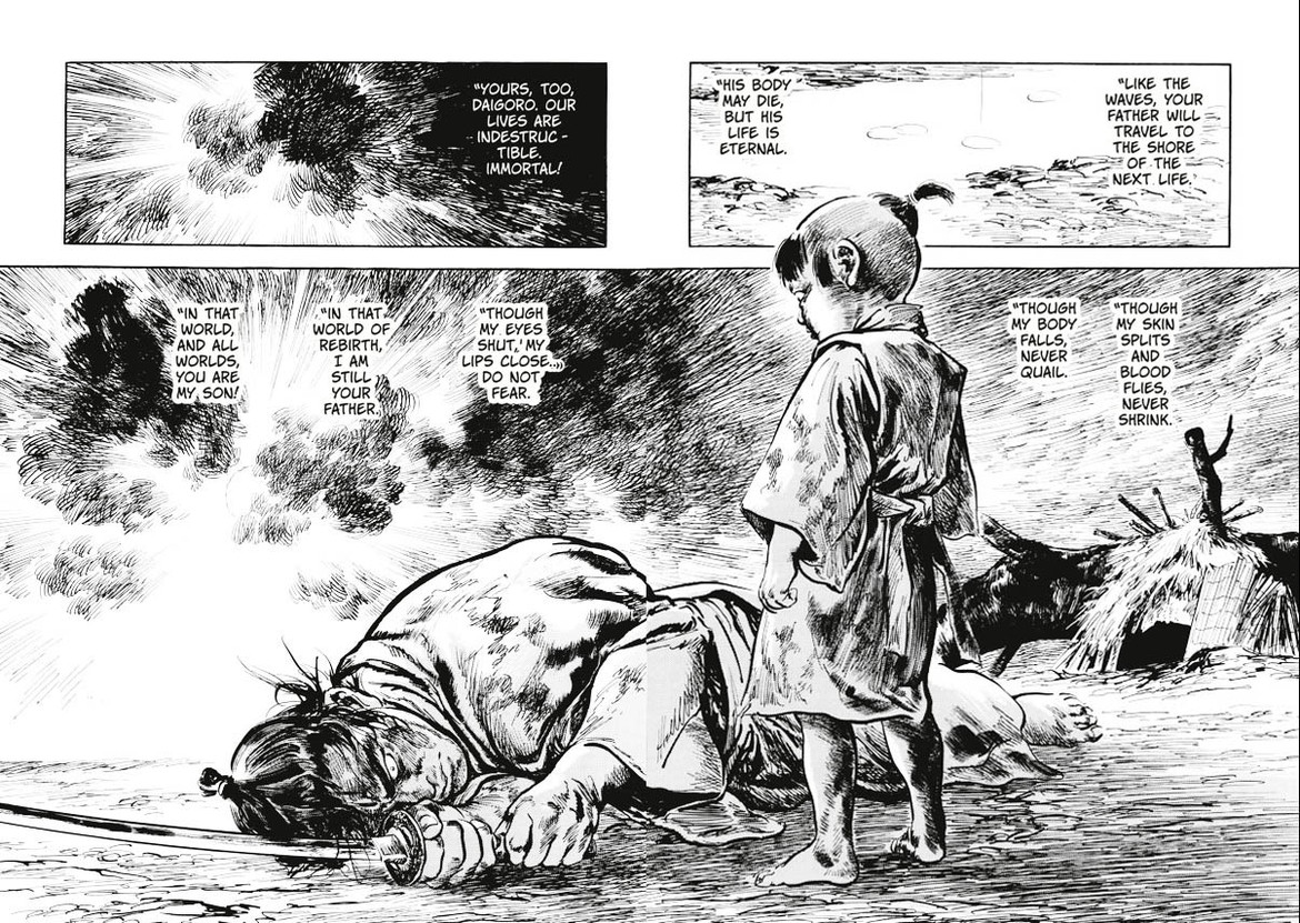 Lone Wolf and Cub is the latest classic manga to get a live