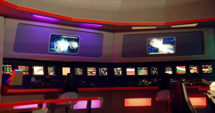 Star Trek Fan Recreates The Enterprise From Original Blueprints