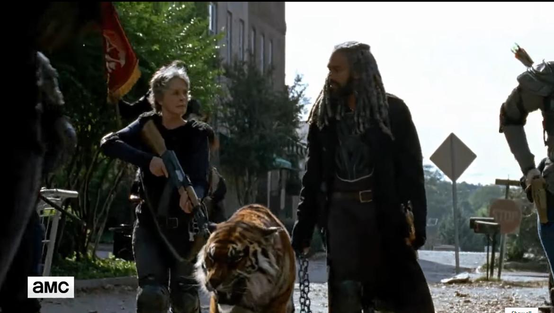 The Walking Dead - Melissa McBride as Carol