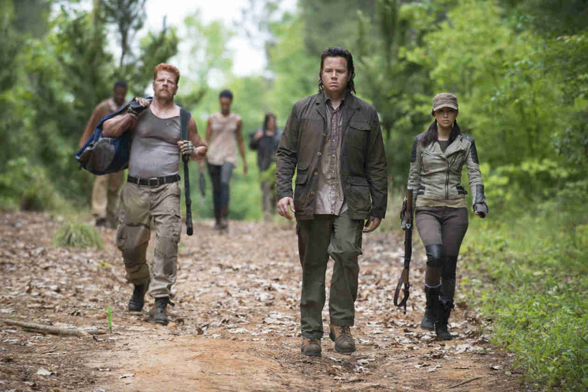 The Walking Dead - Josh McDermitt as Eugene