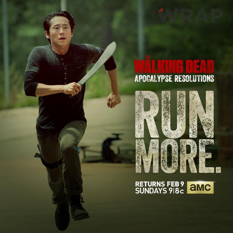 The Walking Dead's Glenn