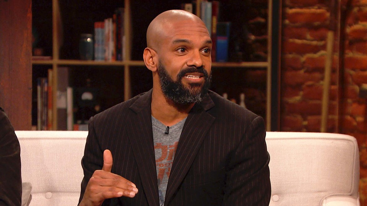 Khary Payton first wife