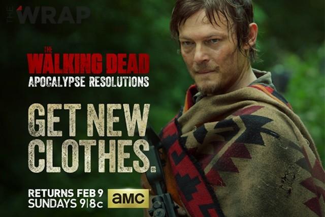 The Walking Dead's Daryl