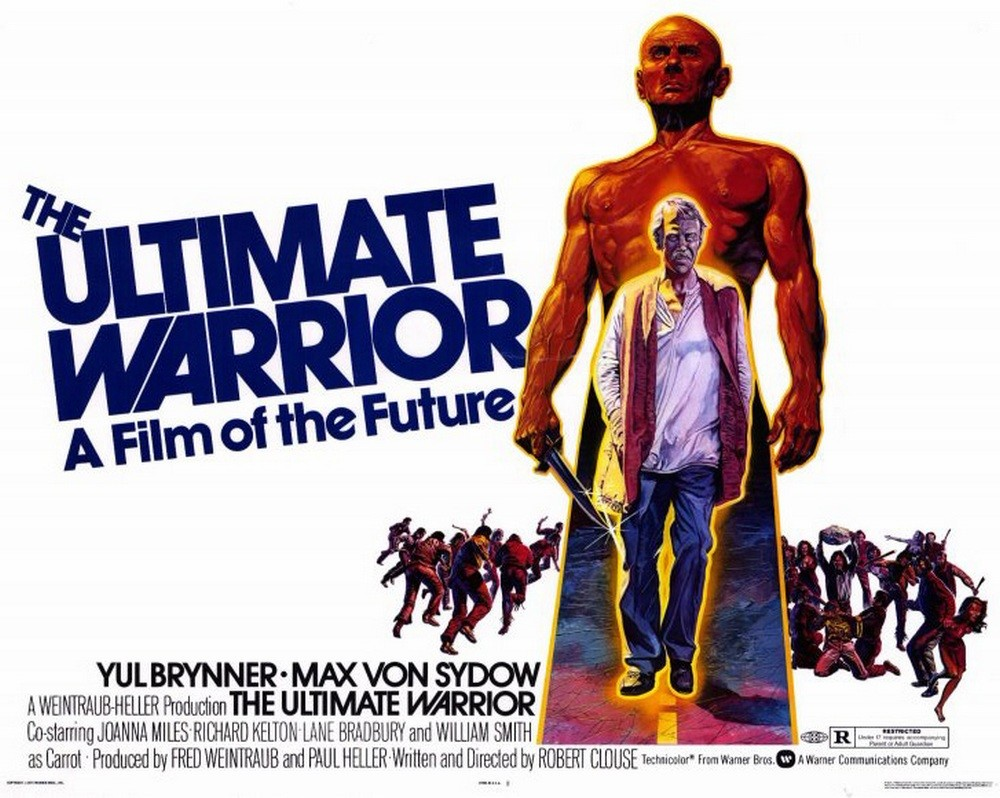 The Ultimate Warrior At 40 Blastr