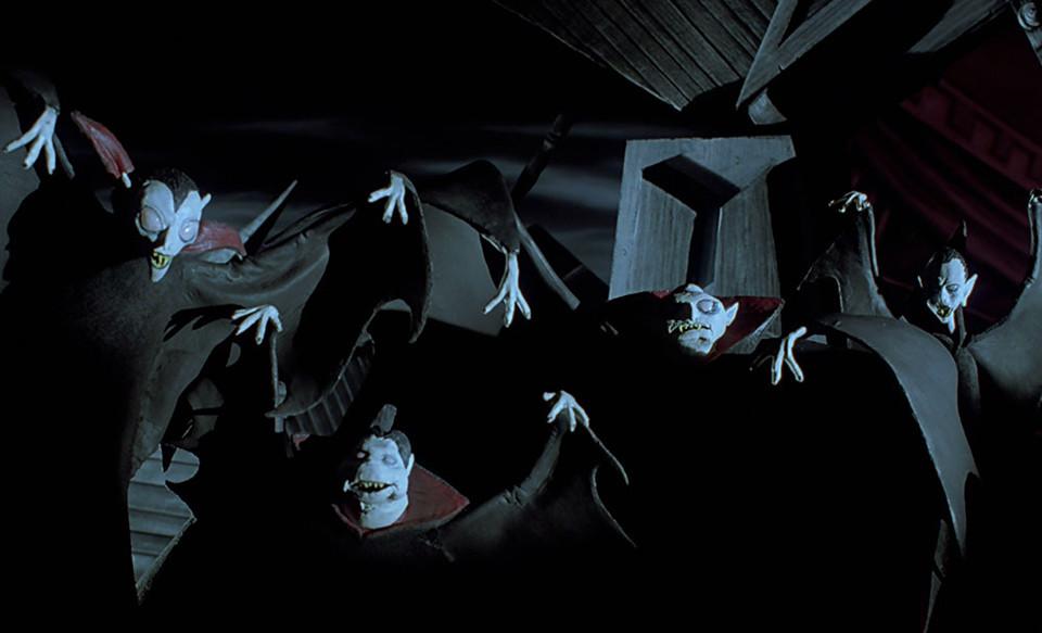 zoom in - Characters In Nightmare Before Christmas